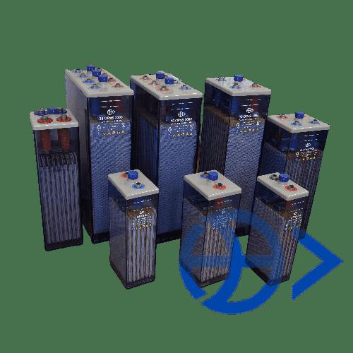 Стационарные свинцово-кислотные аккумуляторы серии OPzS