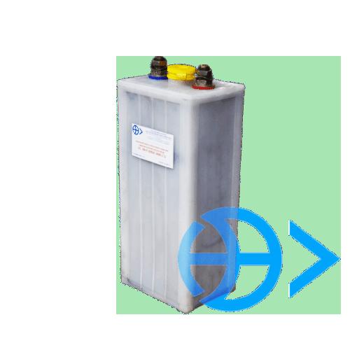 Щелочные никель-железные открытые призматические аккумуляторы FL 300 P (ВНЖ-300П-У2)