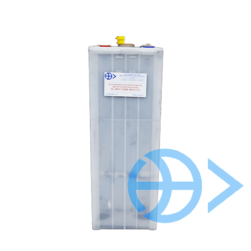 Щелочные никель-железные открытые призматические аккумуляторы FL 450 Р (ТНЖ-450 П-У2)