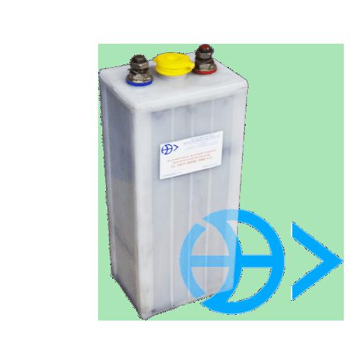 Щелочные никель-железные открытые призматические аккумуляторы FL 350 P (ВНЖ-350П-У2)