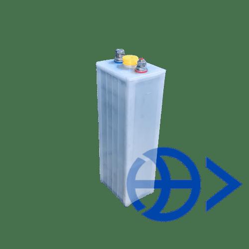 Щелочные никель-железные открытые призматические аккумуляторы FL 400 Р (ТНЖ-400 П-У2)