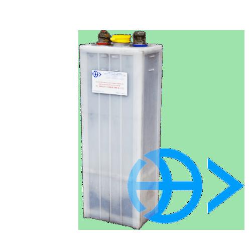 Щелочные никель-железные открытые призматические аккумуляторы FL 500 К P (ТНЖК-500 П -У2)