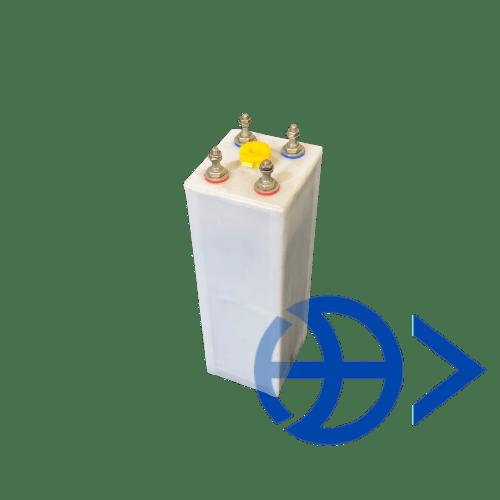Тяговые щелочные никель-железные аккумуляторы FL 500 МР (ТНЖШ-500-У5)