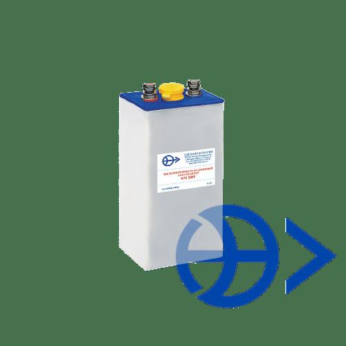 Щелочные никель-кадмиевые открытые призматические аккумуляторы КL 350 Р