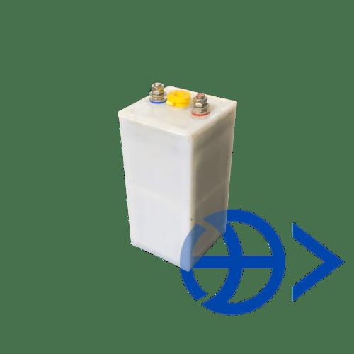 Щелочные никель-кадмиевые открытые призматические аккумуляторы КL 375 Р