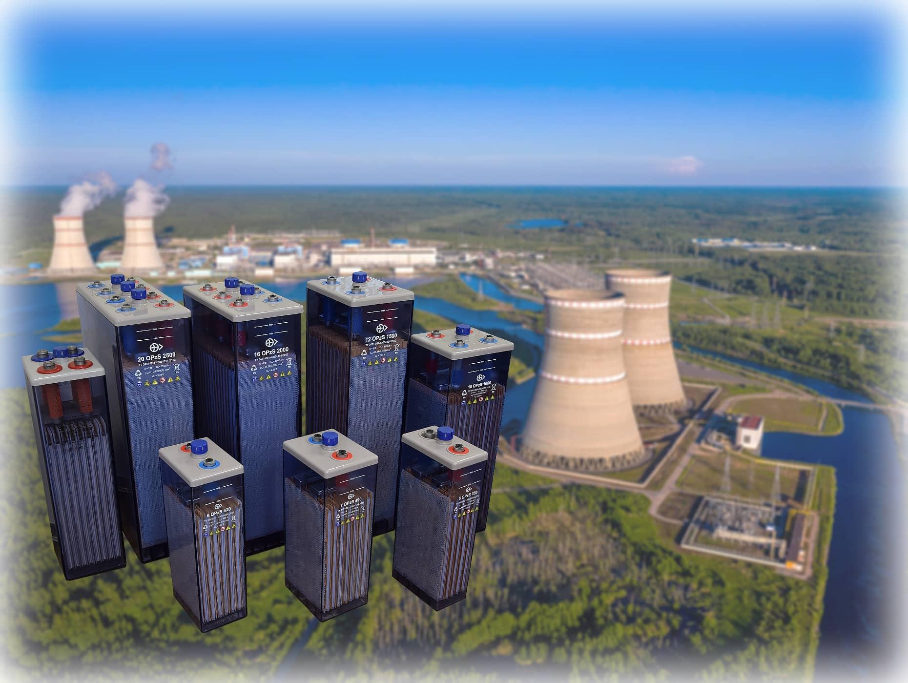 На службе атомной энергетики